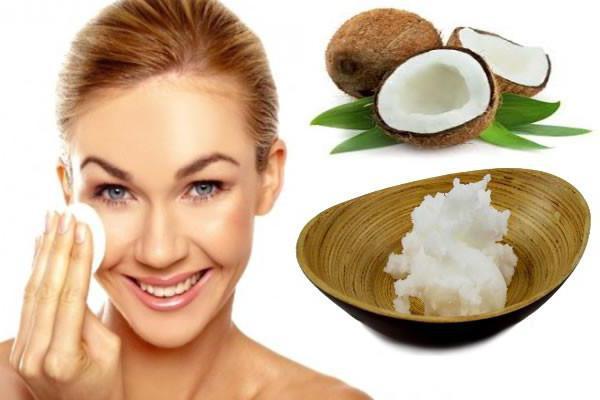 масло кокосовое свойства и применение для лица