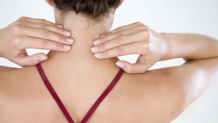 Как самой себе сделать массаж при шейном остеохондрозе