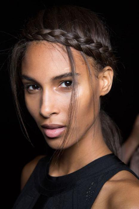 объемные прически кос на средние волосы