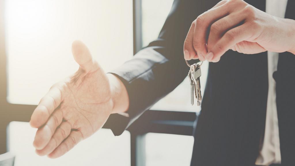 Регистрация перехода права собственности на недвижимое имущество