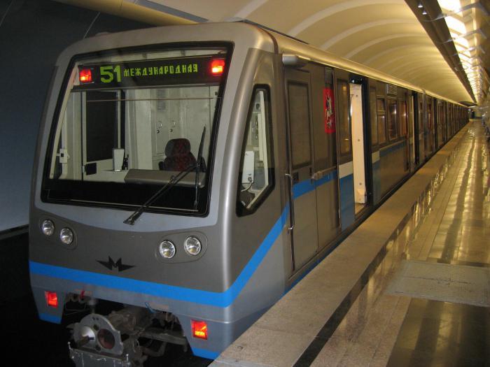 ветки метро Москва