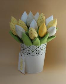 тюльпаны тильда мастер класс