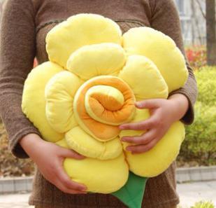 подушка роза своими руками выкройки пошагово