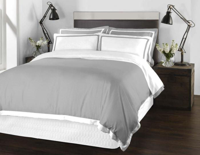 Стандартный размер двуспальной кровати