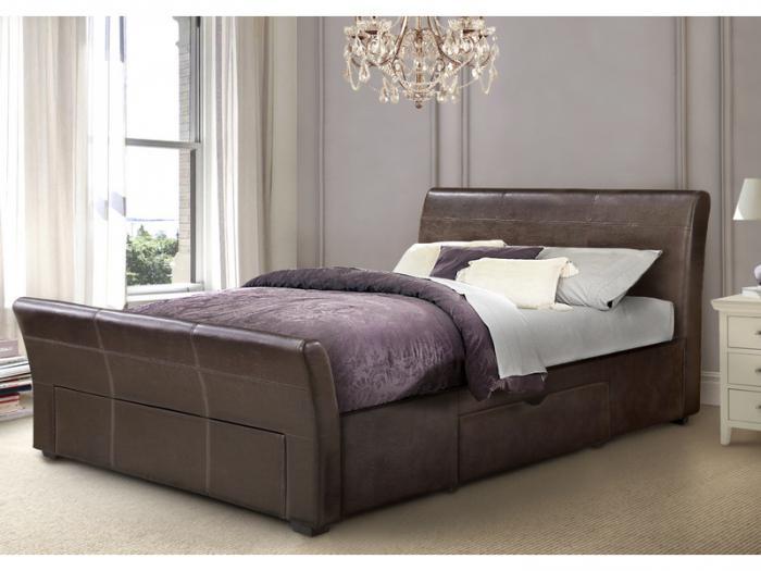 Двуспальная кровать, размеры стандарт