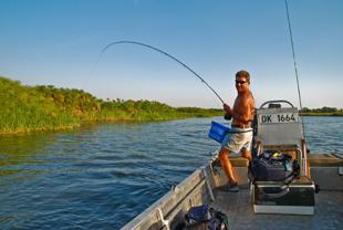 Рыбалка в Рязани