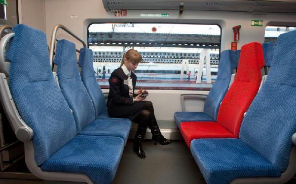 схема поезда ласточка смоленск