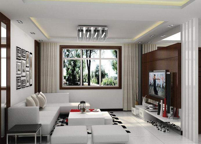 дизайн гостиная спальня 17 кв м