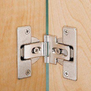установка мебельных петель угловых