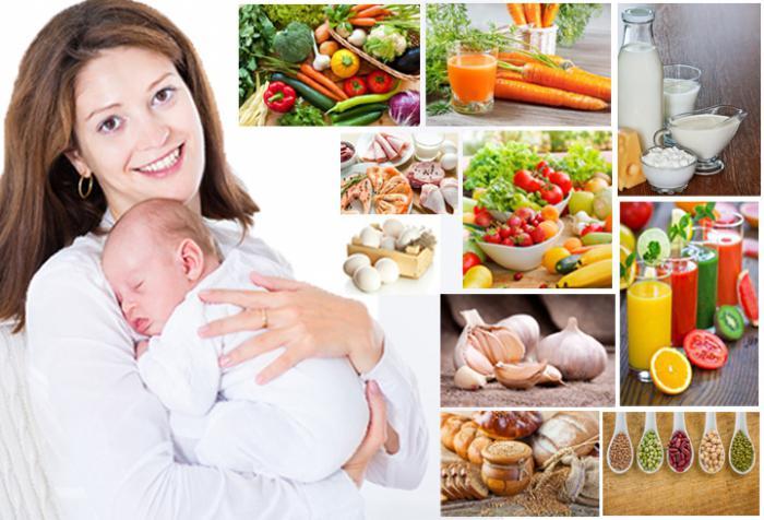 Питание беременной и кормящей матери 52