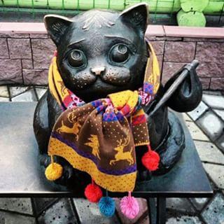 Памятник коту семену история