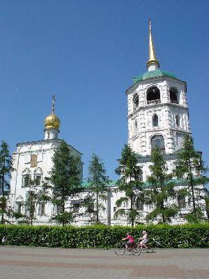 иркутск спасская церковь