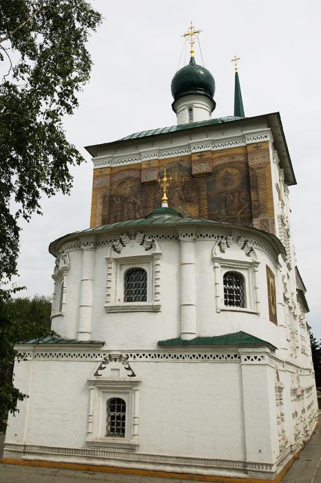 спасская церковь в иркутске россия