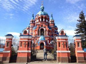 Православный храм Рф: Иркутск, Казанская церковь