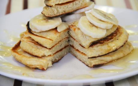 рецепт блинного торта со сметанным кремом с фото
