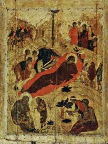 иконы рождества христова православные