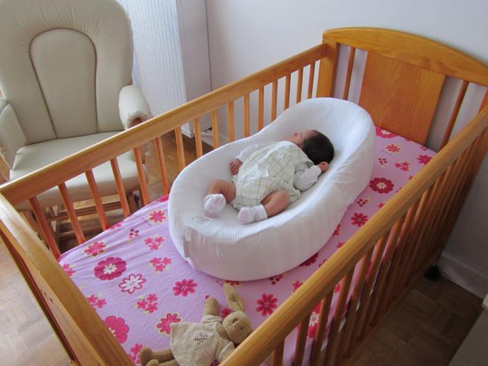 Как сшить кокон матрас для новорожденного своими руками