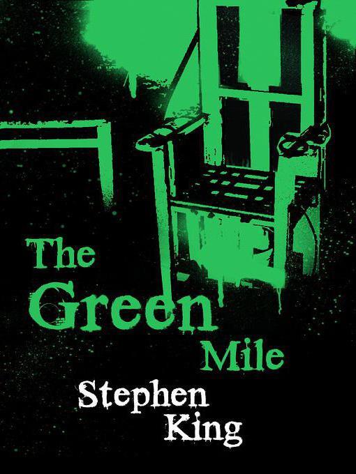 Кинг зеленая миля скачать книгу