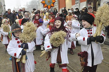 православное рождество в россии