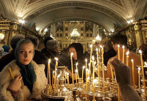 рождество в россии традиции и обычаи