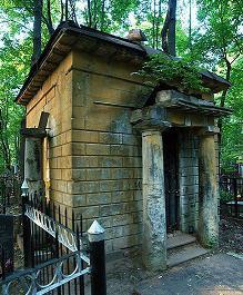 введенское кладбище как доехать от метро бауманская