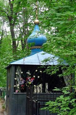 введенское кладбище могилы знаменитостей