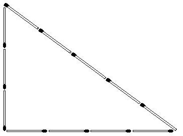 группа со знаком треугольника
