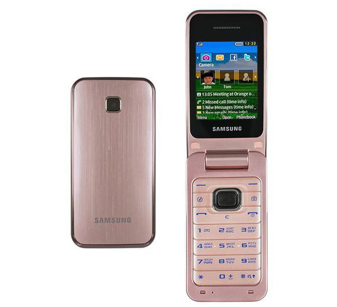 Телефон Раскладушка Самсунг Инструкция