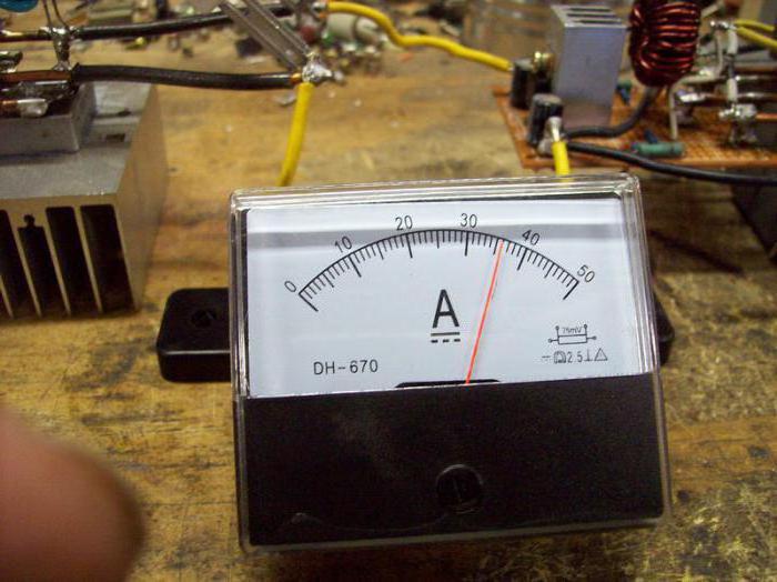 схема индукционного нагревателя металла