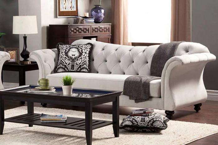мебель для гостиной классическая