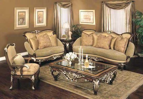 мягкая мебель классическая для гостиной