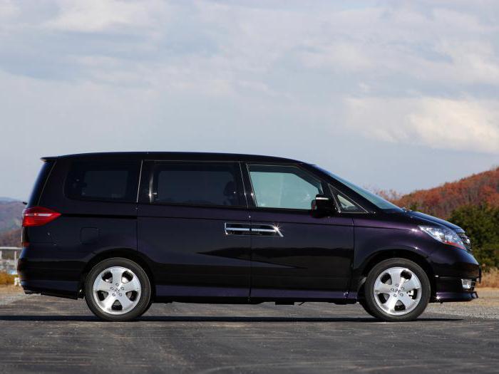 Автомобиль Honda Elysion: технические характеристики и отзывы