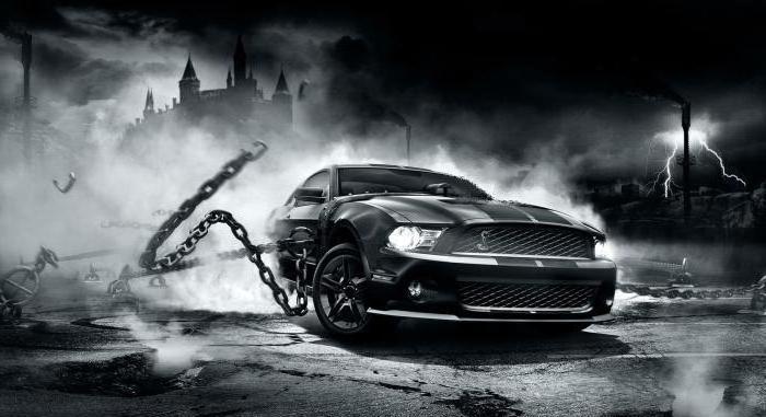 Автомобиль «Ford GT 500 Мустанг»: характеристика и обзор поколений