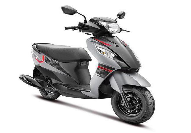 скутера сузуки цены