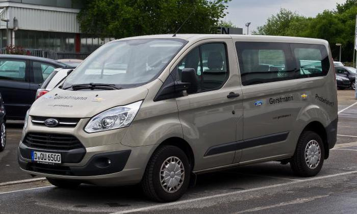 модели микроавтобусов форд
