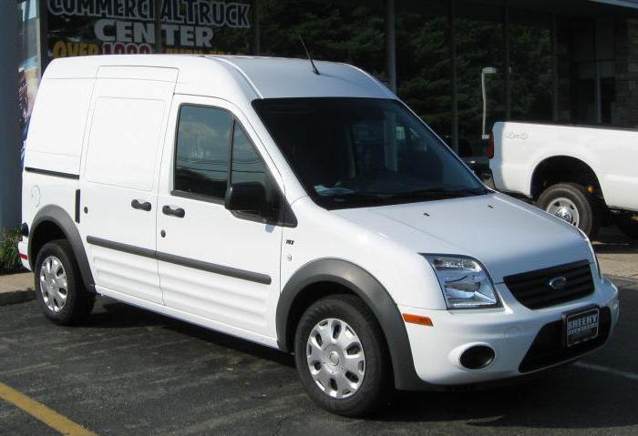 микроавтобус форд фото