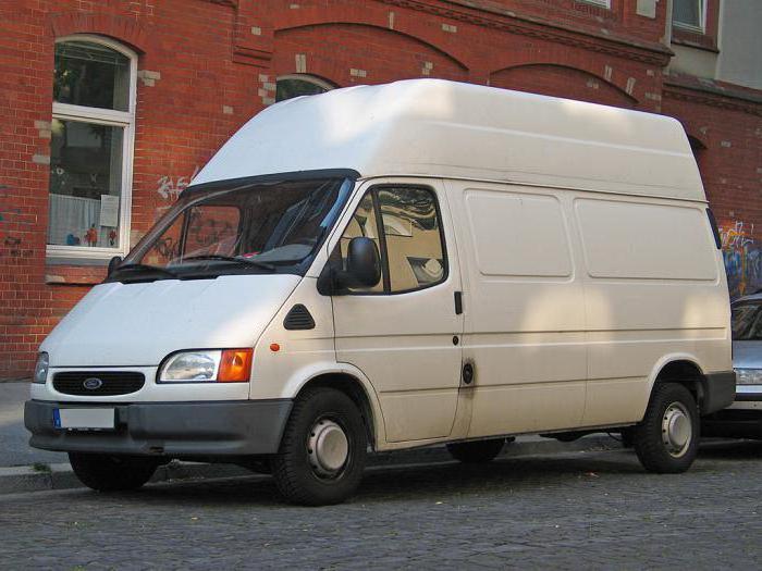 микроавтобусы форд отзывы