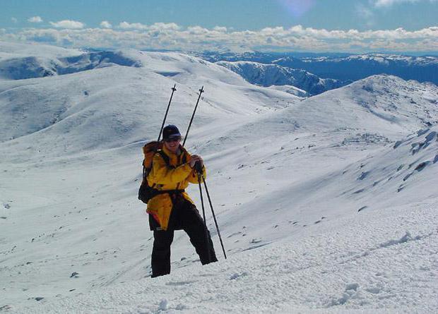 Гора Косцюшко – одна з найвищих вершин світу