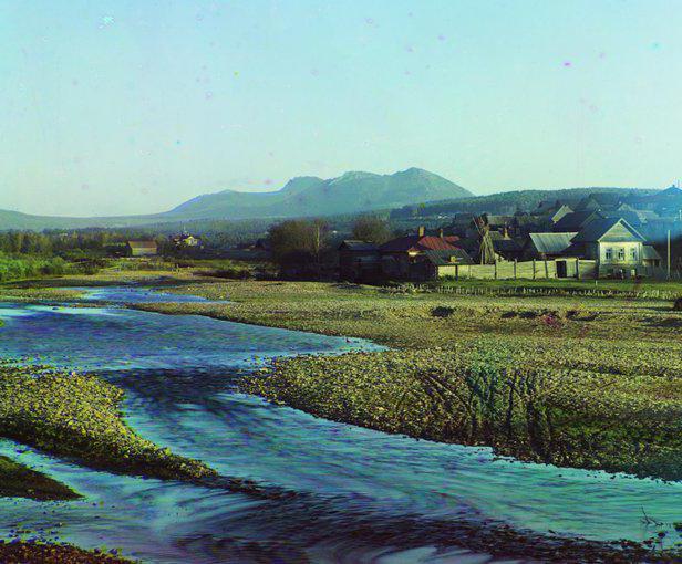 ветлуга река карта