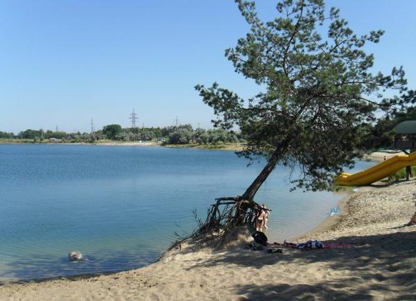 голубые озера днепродзержинск