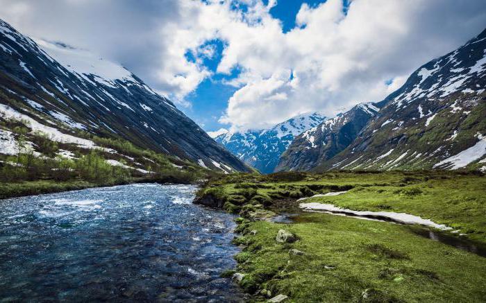 чем отличаются равнинные реки от горных