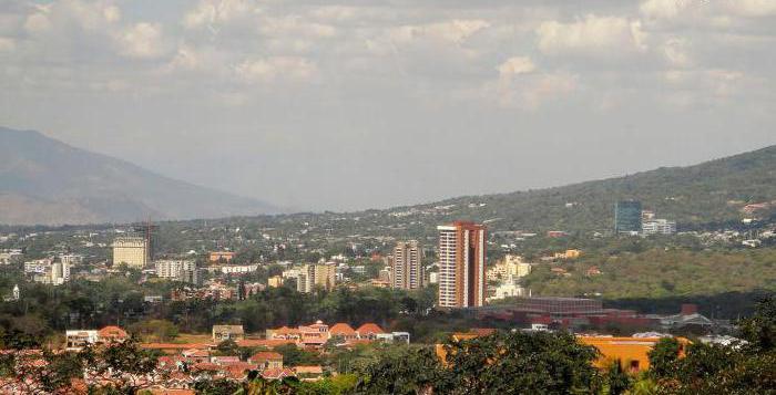сальвадор страна столица