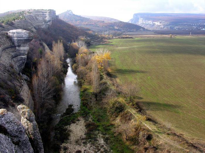 Река Бельбек в Крыму: описание, фото: http://fb.ru/article/245827/reka-belbek-v-kryimu-opisanie-foto