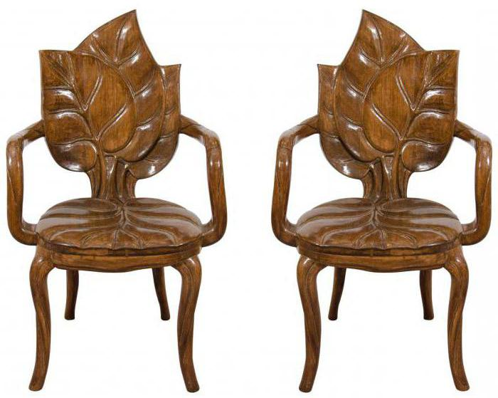 модерн стиль в мебели