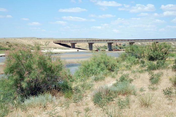 эмба река в казахстане