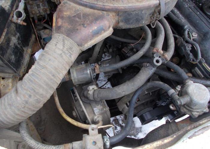 Объем двигателя 406 карбюратор