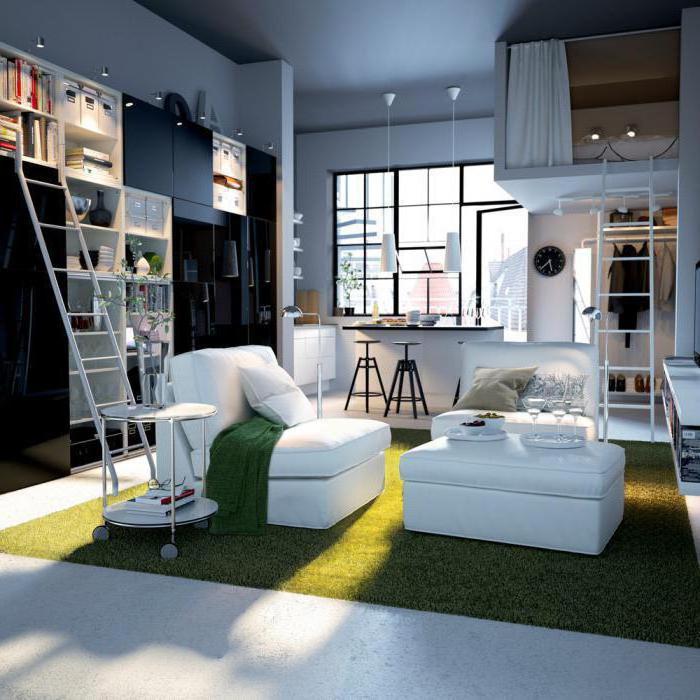 дизайн однокомнатной квартиры с новорожденным ребенком