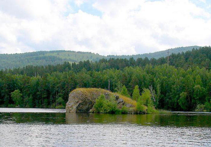 отдых на озере сунгуль