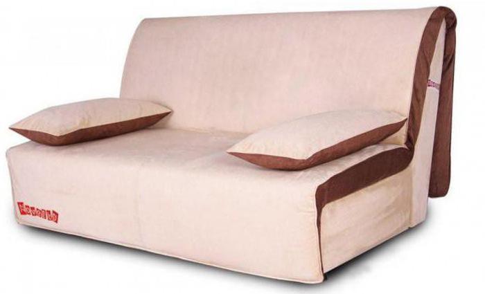 диван с механизмом аккордеон фото