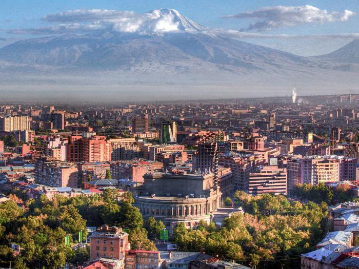 территория республики армения